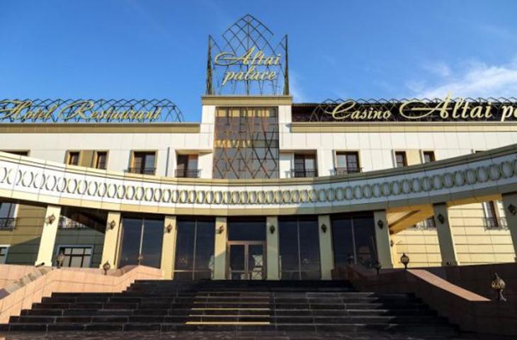 России казино в алтае игровые автоматы в металлических корпуса